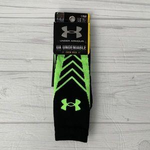 Men's underarmour socks